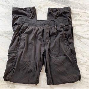Lululemon Men's Black Sea Wall Pants XL Unlined